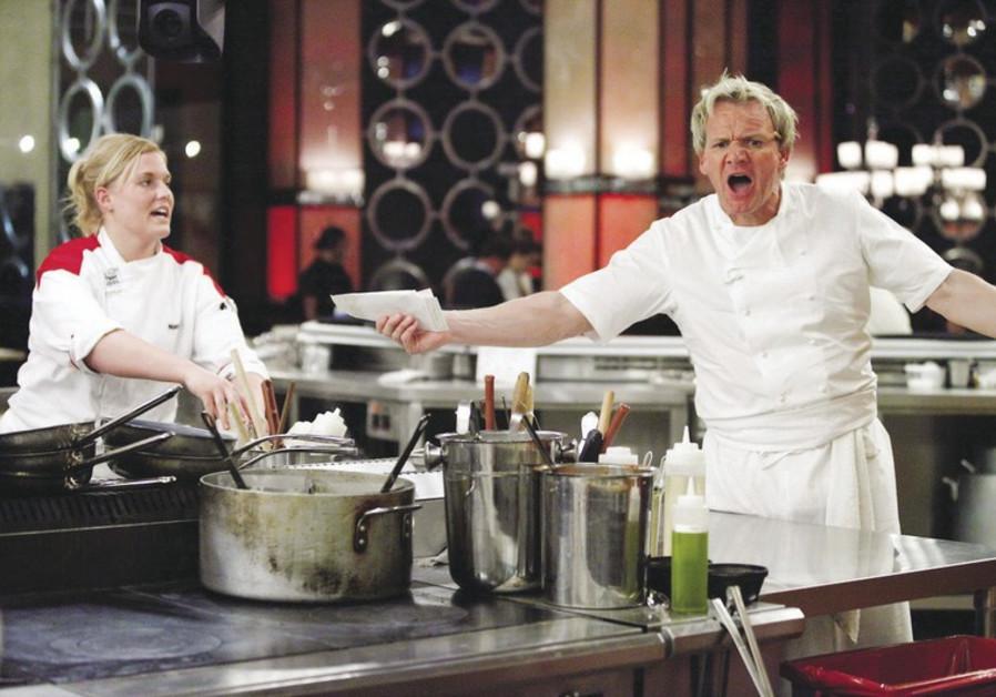 'Hell's Kitchen'