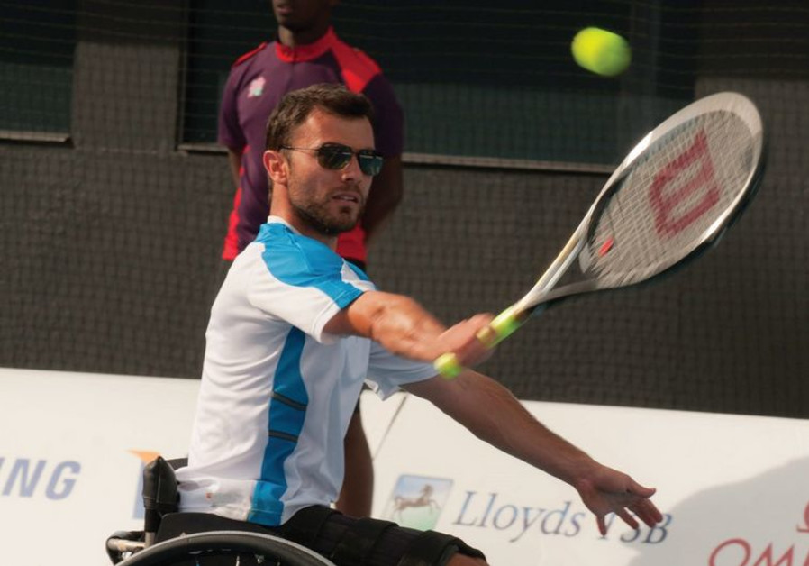 Noam Gershony Paralympics