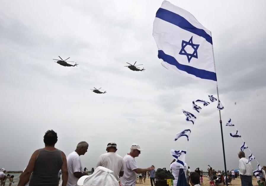 Israel Air Force planes