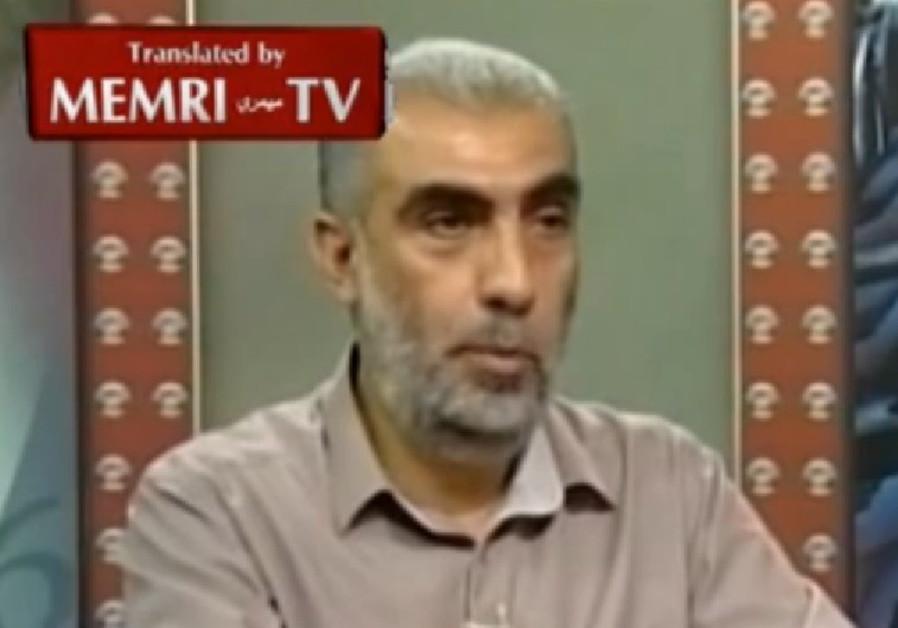 Israeli Islamist leader Kamal Khatib