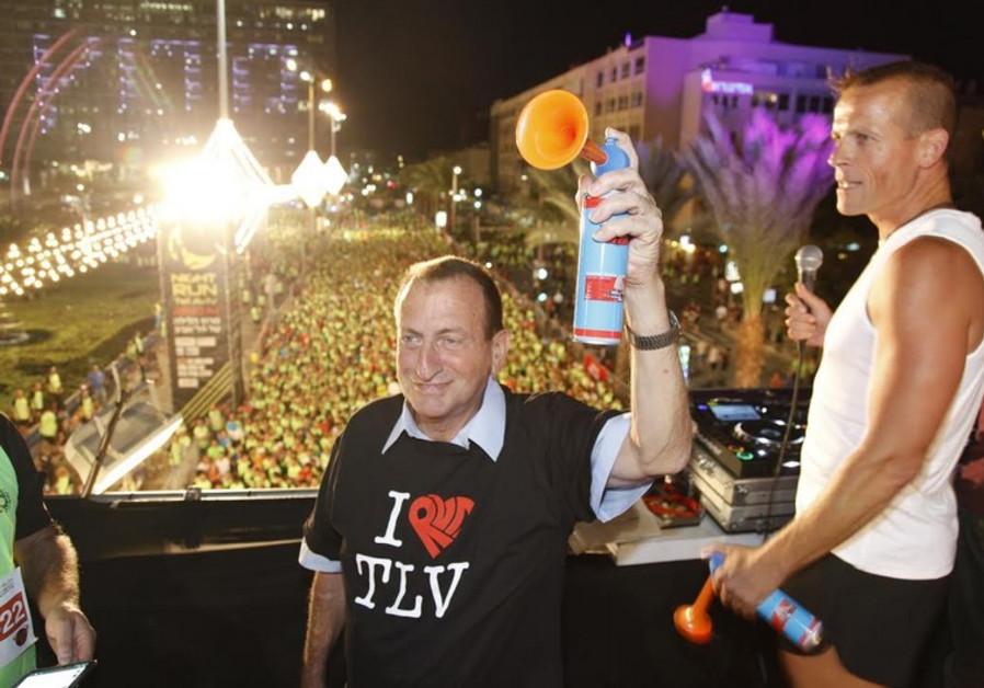 2014 Tel Aviv Night Run