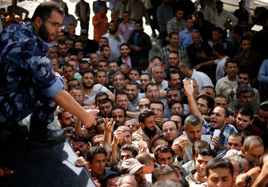 Gaza civil servants