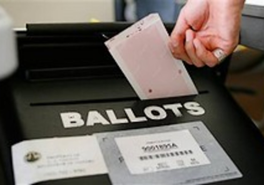 What ever happened to good old ballot-box stuffing?