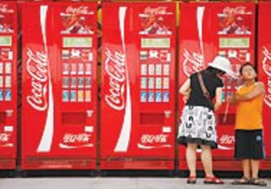 Coca-Cola to pay NIS 2 million for beverages' bad smell
