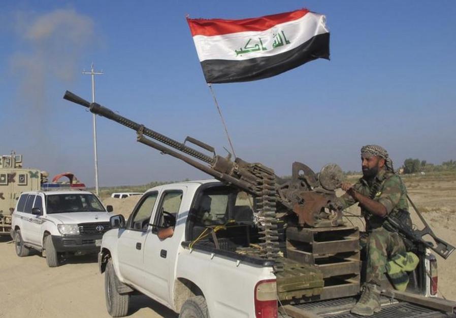 Iraqi Shi'ite fighter