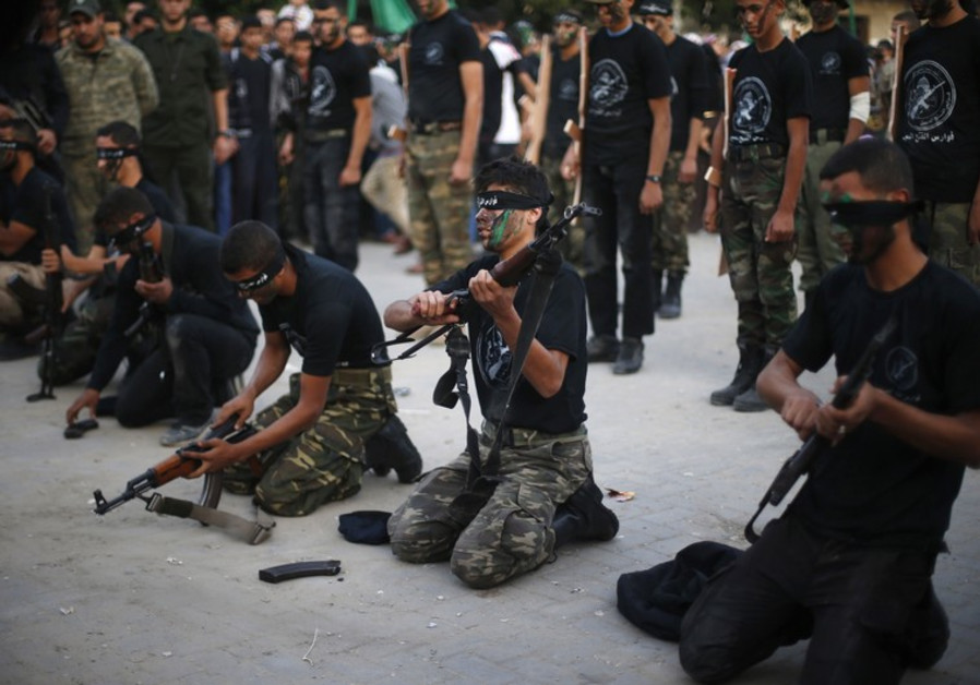 Hamas youth popular army