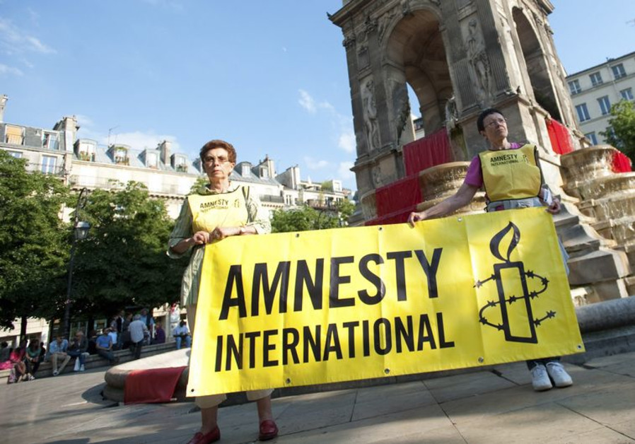 Amnesty Recruiting National Service Volunteers – Activists Upset