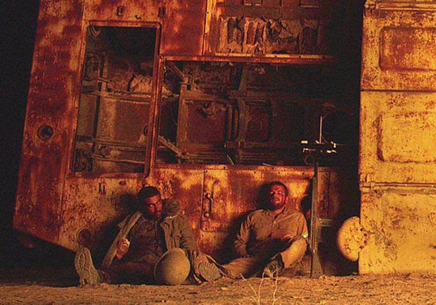 The Iranian movie 'Rangan 99'