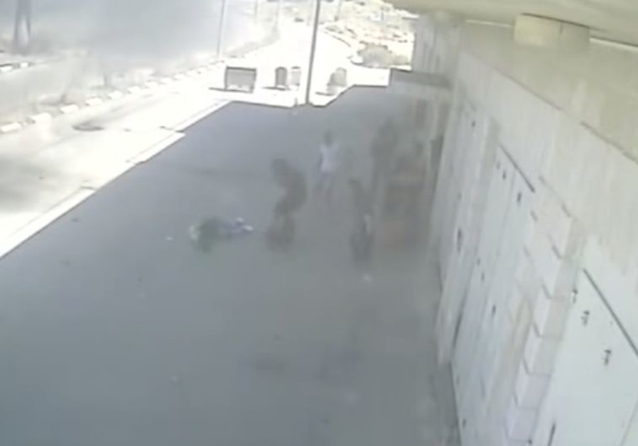 Shooting of Palestinian teen