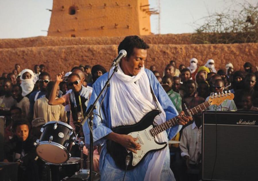 Bombino (Niger) will perform at 'Sunbeat'.