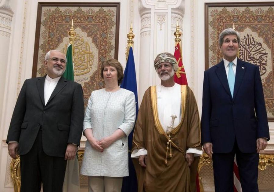 Iran nuclear talks in Oman
