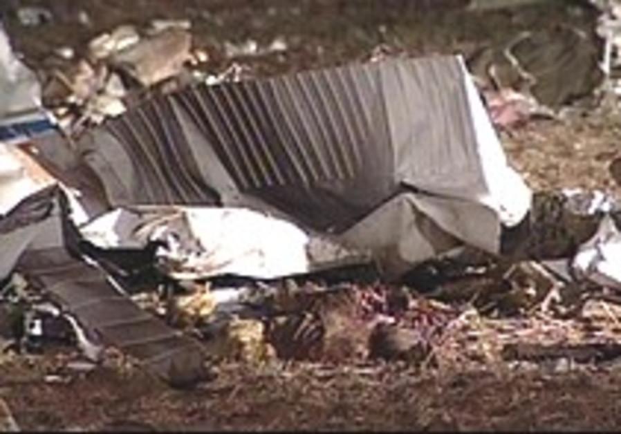 Four Israelis killed in Cessna light plane crash