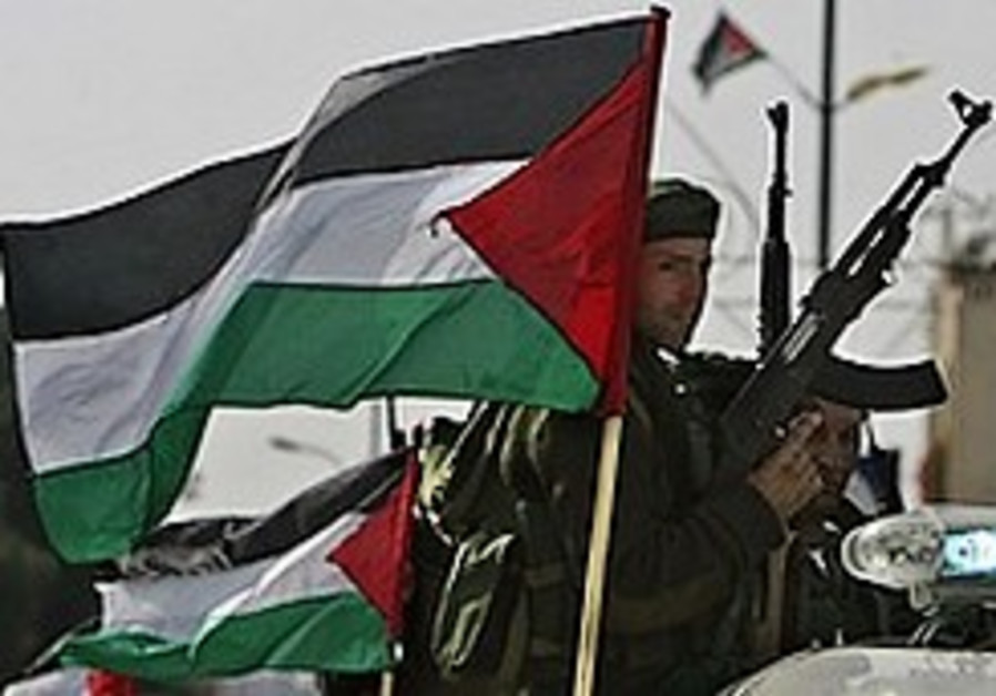 PA cop shoots Hamas lawmaker in Nablus