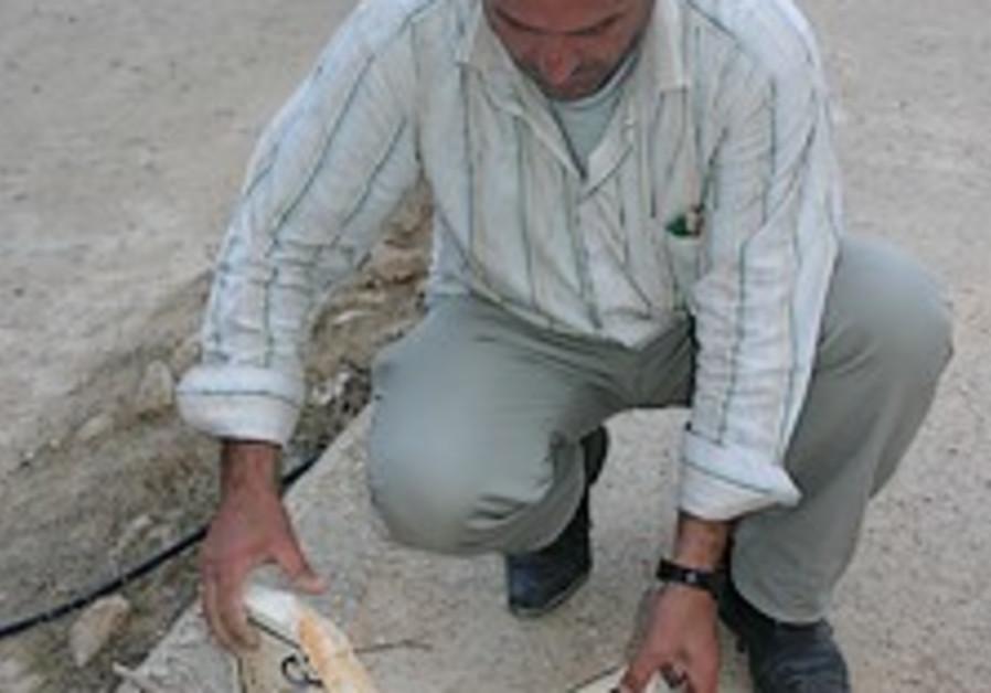 Muslim cemetery found desecrated near Kalkilya