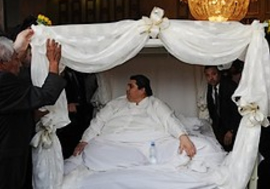 World S Heaviest Man Marries In Mexico