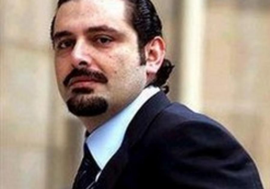 Sa'ad Hariri renamed as PM-designate