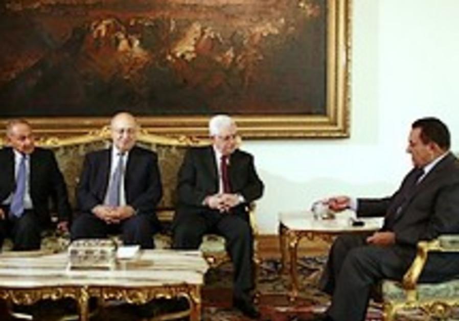 Abbas to shun Arab League Cairo meet