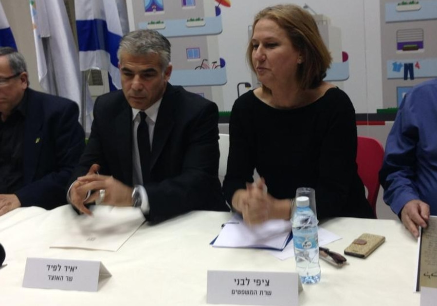 Livni and Lapid