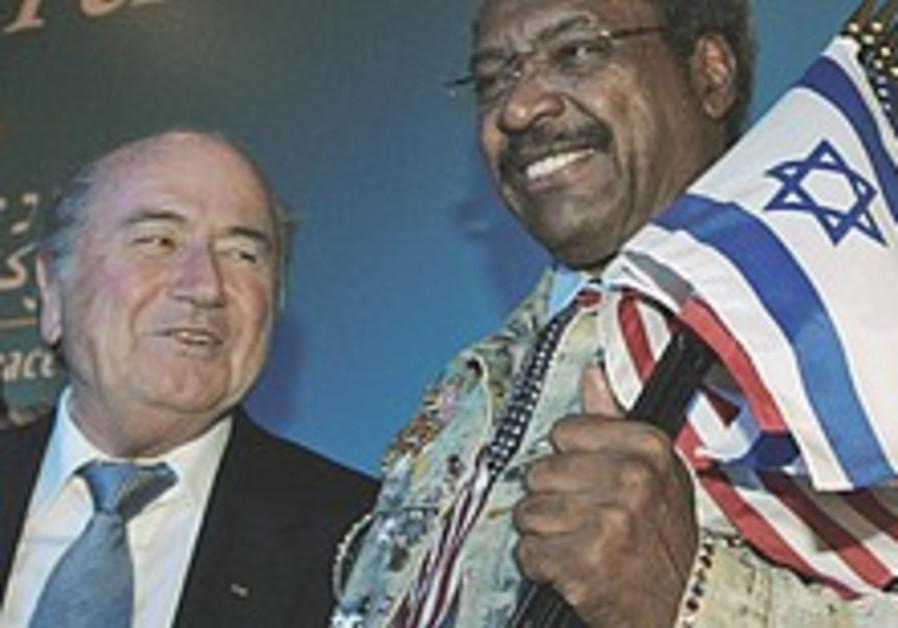 FIFA chief praises IFA's work