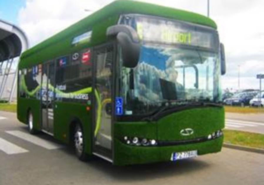 Elbit bus