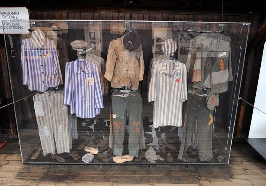 California thrift store removes Holocaust costume - Diaspora