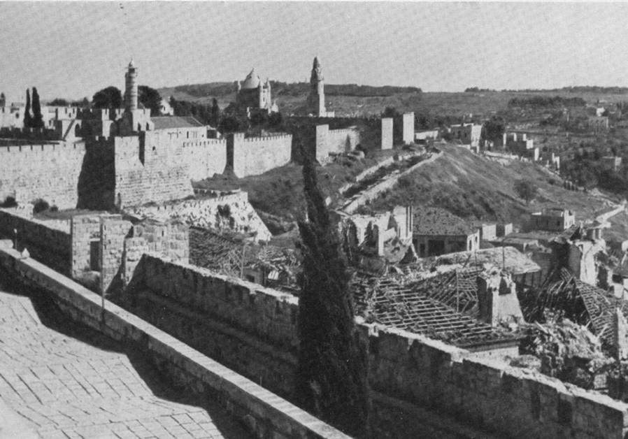 Jérusalem dans les années 1900