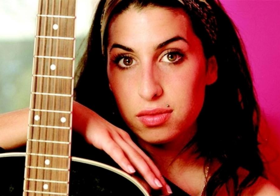 Amy Winehouse à ses débuts