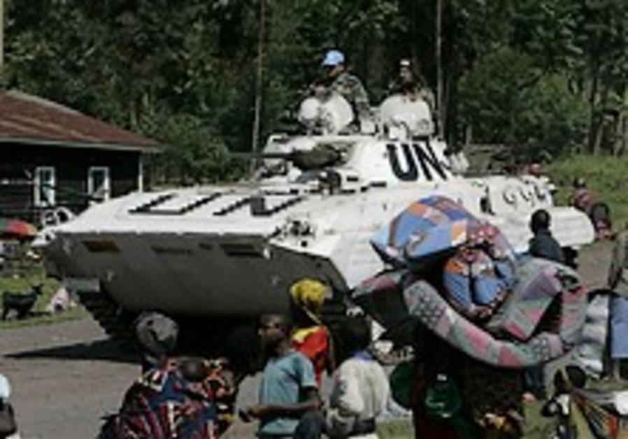 Democratic Republic of Congo troops kill 36 Burundi rebels in east