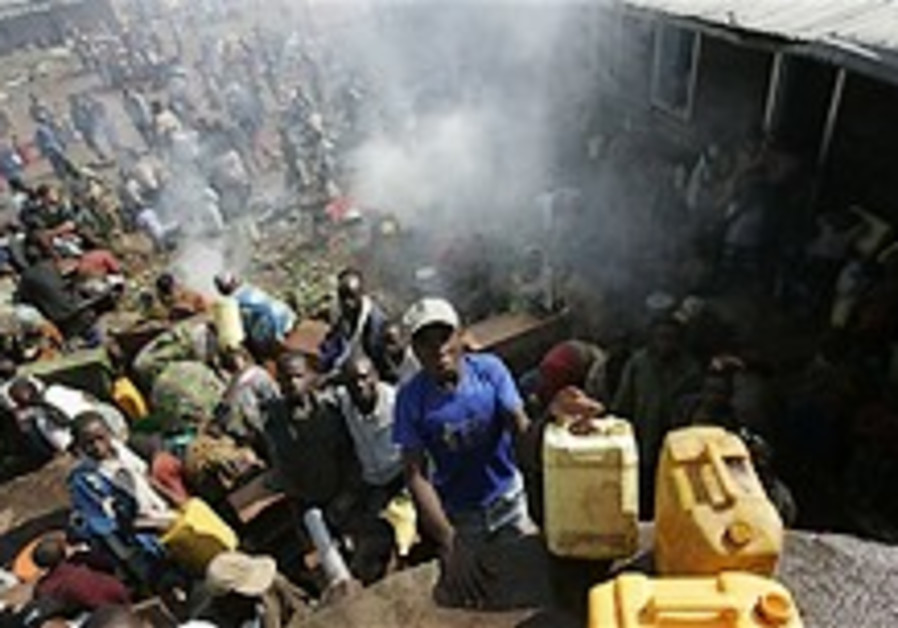 Is deportation of Israel's Congolese asylum seekers wise?