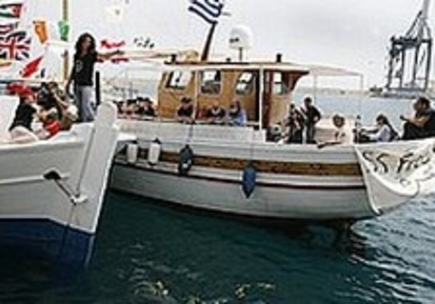 Free Gaza boat will try to reach Strip