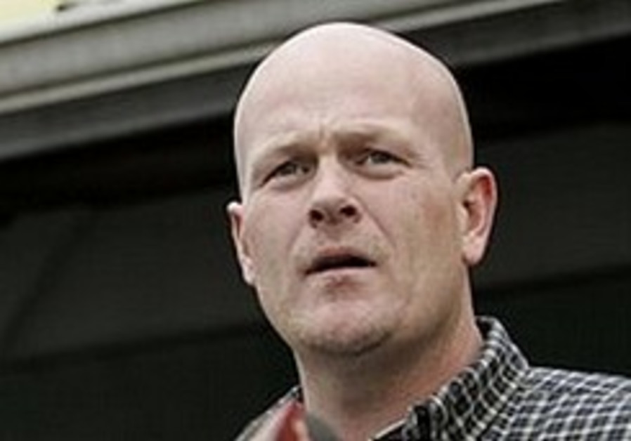 Joe the Plumber is here, and he ain't happy