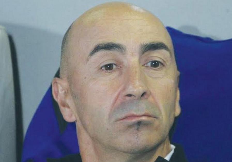 Maccabi Tel Aviv coach Pako Ayestaran