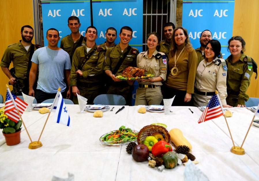 israel Thanksgiving