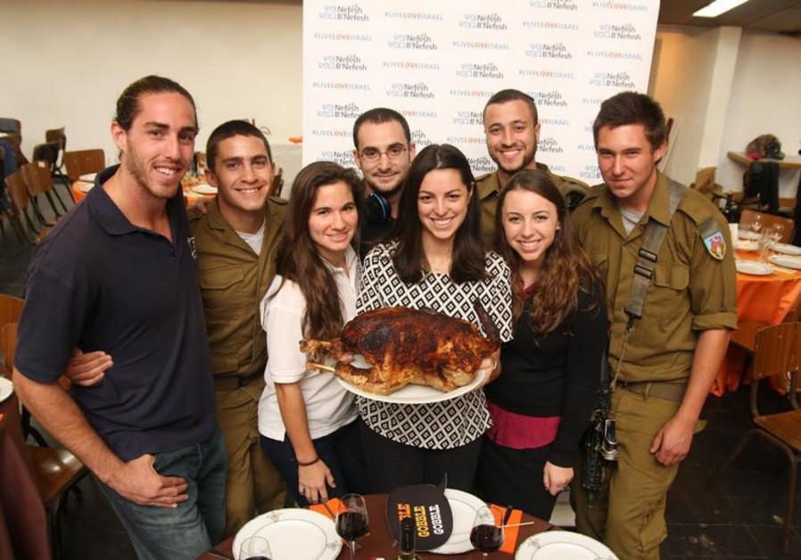 Thanksgiving tel aviv