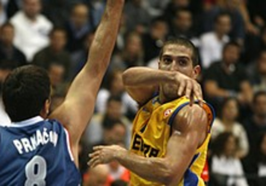 Euroleague Basketball: Maccabi out to prove a point in Spain