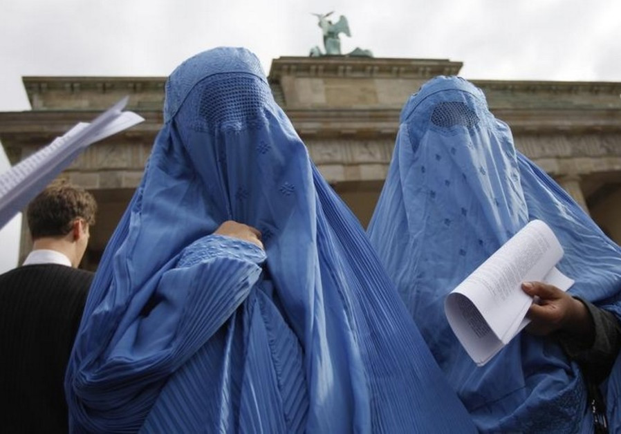germany burqa