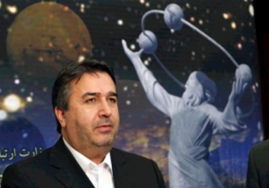 Ahmad Talebzadeh iran 298.88