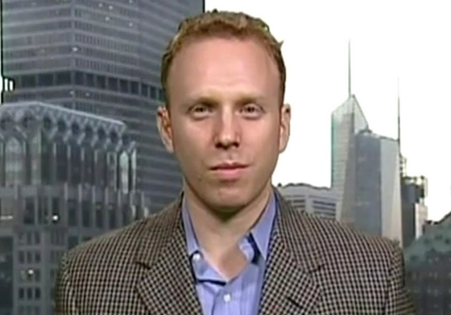 Max Blumenthal, anti-Israel activist, tours Syrian regime's Damascus