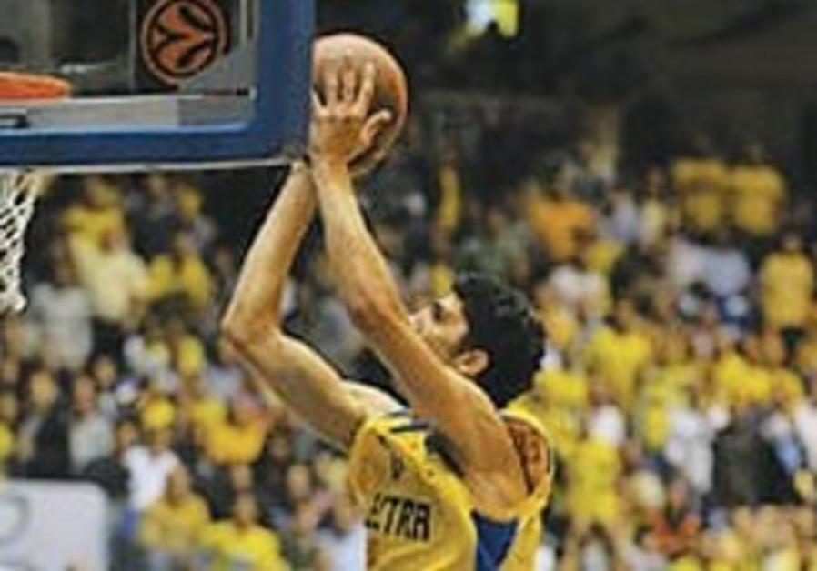 Local Hoops: Maccabi takes the Heat in 80-68 win