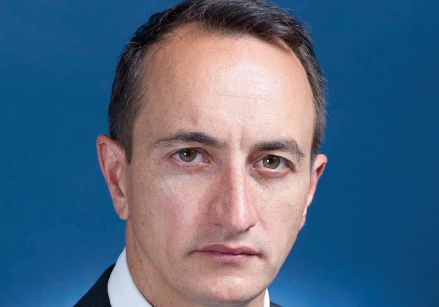 Australian Ambassador Dave Sharma