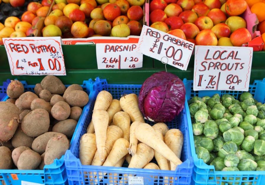 Vegetables (illustrative).