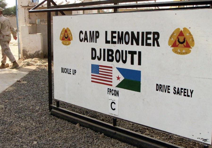 Camp Lemonier Djibouti