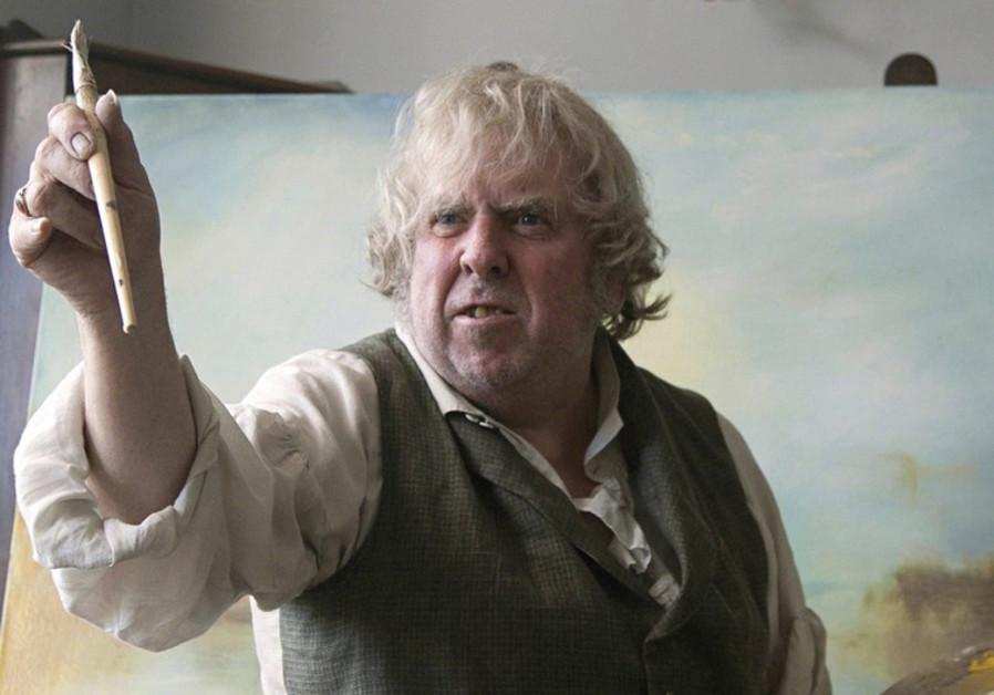 'Mr. Turner' movie
