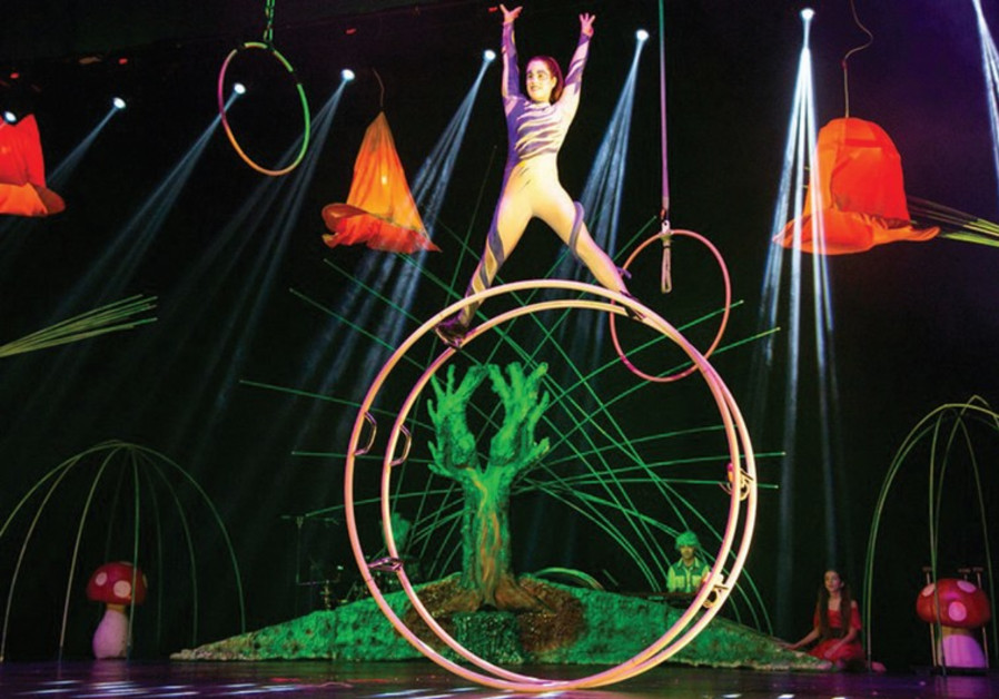 Bravo Circus in Israel
