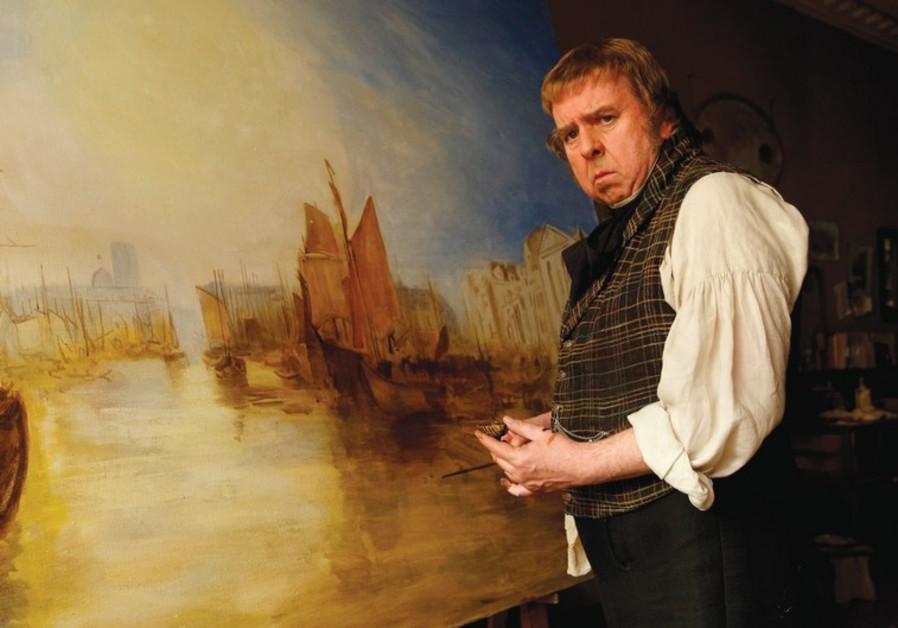Mr. Turner film