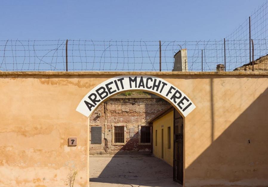 Terezín's Fortress.