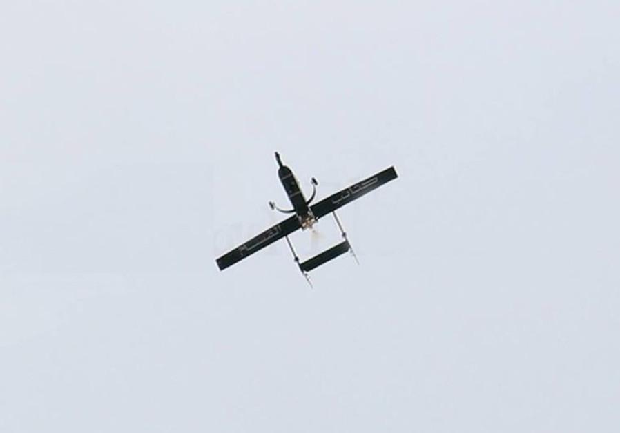 Hamas made drone