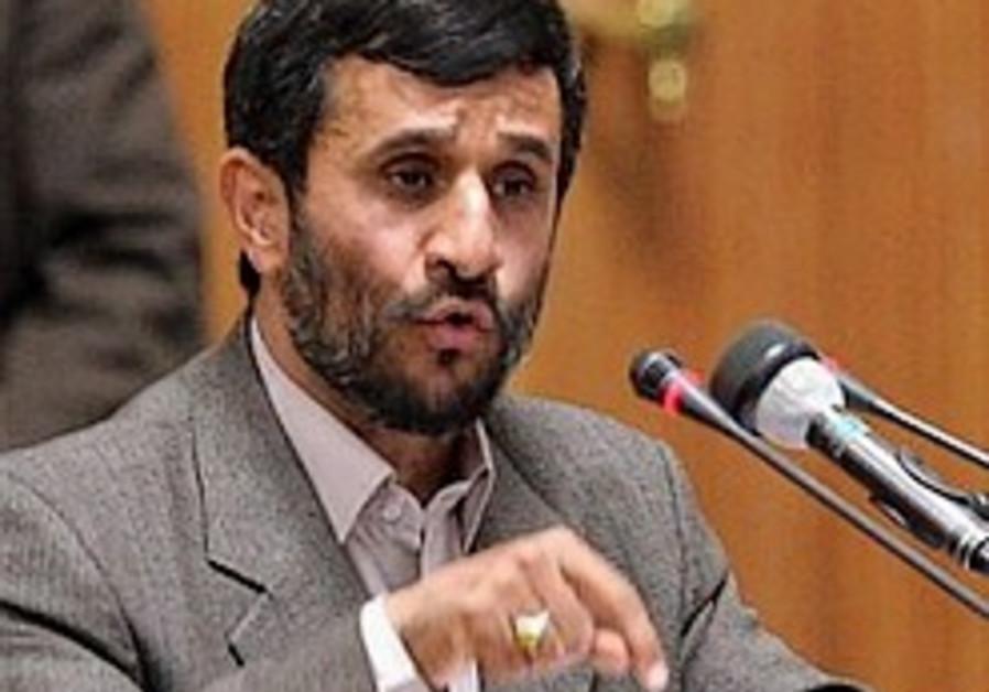 Ahmadinejad to address UK on Christmas