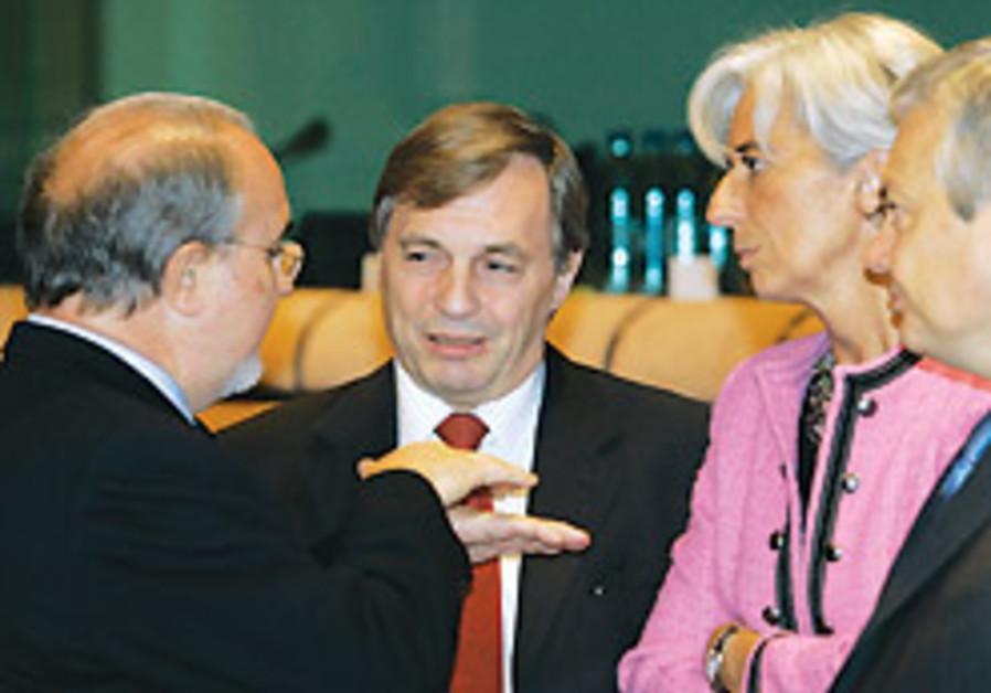 EU finance ministers debate new financial order