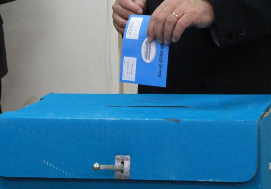 Elections in Israel